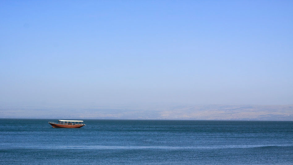 RDRD Bible Study Apostolic Fathers Sea of Galilee