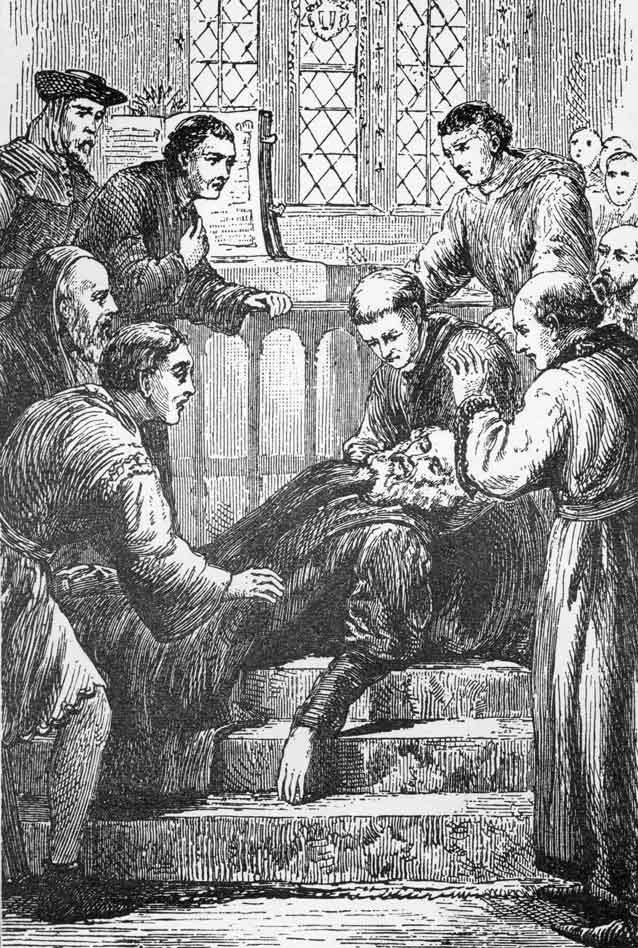RDRD Bible Study John Wycliffe death