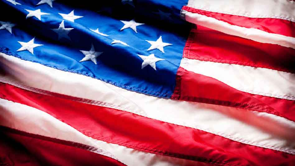 RDRD Bible Study American Flag
